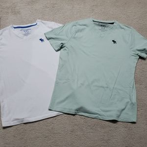 Abercrombie Kids V- Neck T-shirts